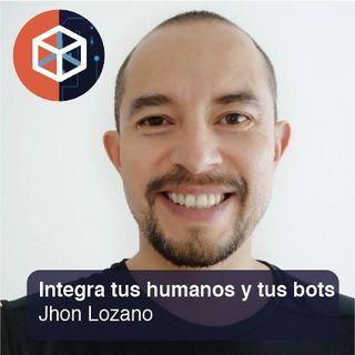 Integra tus humanos y tus bots