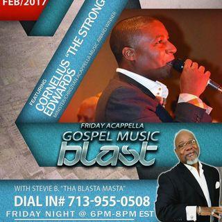 Stevie B's Acappella Gospel Music Blast - Episode 11