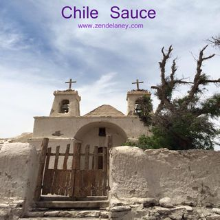 Chile Sauce with Zen Delaney on Lingo Radio Monday 2020-03-09