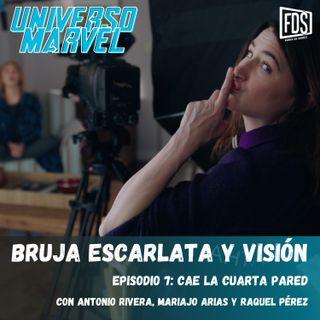 Bruja Escarlata y Visión - Episodio 7 - Cae la cuarta pared