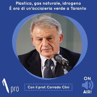 Skill Pro - Plastica, gas naturale, idrogeno.  È ora di un'acciaieria verde a Taranto.