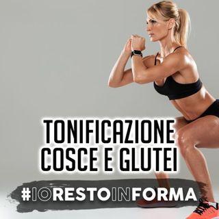 #iorestoinforma: Marco Caggiati ci spiega come tonificare cosce e glutei