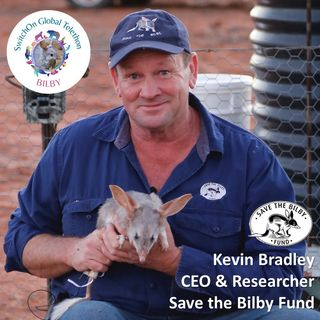 Youth Radio - Kevin Bradley Save the Bilby Fund