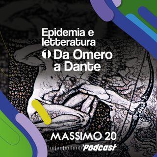 Epidemia e Letteratura | 1/4 Da Omero a Dante