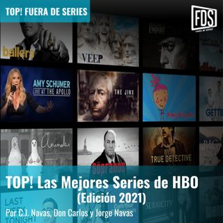 TOP! Las Mejores Series de HBO (Edición 2021)