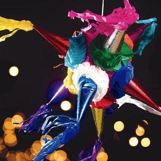 La posada mexicana y significado de la piñata