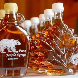 Unarmed cops and Maple syrup