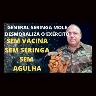 Incompetência do General Seringa Mole desmoraliza o exército