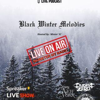 BELOW ZERO - BLACK WINTER MELODIES