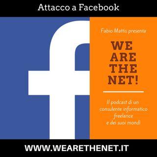 9 - Attacco a Facebook