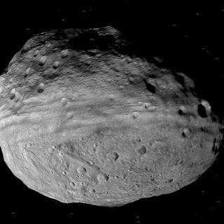434-Biggest Space Rock