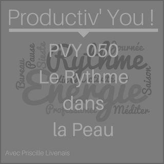 PVY050 LE RYTHME DANS LA PEAU
