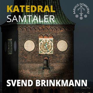 """Svend Brinkmann i samtale om sin bog """"Hvad er et menneske?"""""""