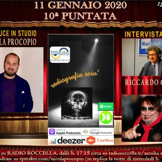 Radiografia Scio' - N.10 del 11-01-2020