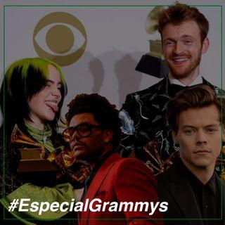 Especial Premios Grammys