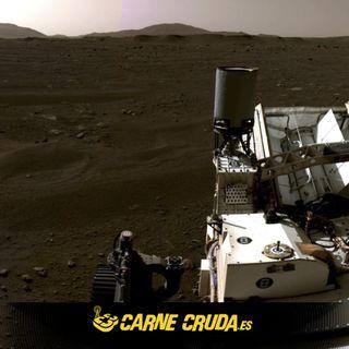Carne Cruda - Perseverance, la misión a Marte desde dentro (#830)