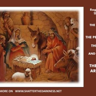 THE ASTOUNDING INCARNATION PART 3 THE PEOPLE GOD WOULD WORK THROUGH....ASTOUNDING