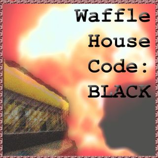 What is a Waffle House Code Black?