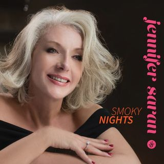 Smoky Nights - Singer-songwriter Jennifer Saran on Big Blend Radio