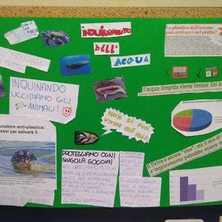 La classe 5B e la responsabilità ambientale