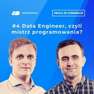 Odc. #4 Droga od Programisty do Data Engineera. Gość: Piotr Kalinowski