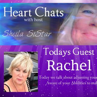 Heart Chats Hosted by Sheila SiStar