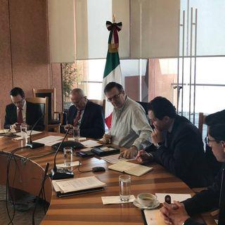 No hay mexicanos afectados por redadas: Ebrard