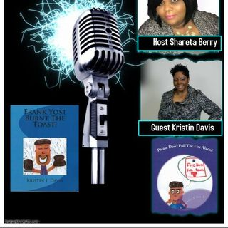 My Special Guest Best Selling Author Kristin Davis