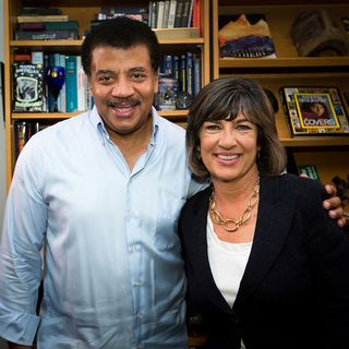 Science and Journalism, with Christiane Amanpour