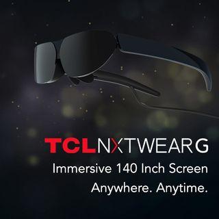 "TCL NextWear | La pantalla de 140"" Flotante"
