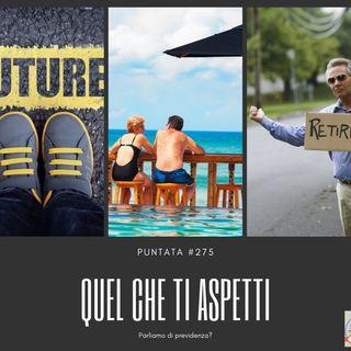 #275 La Borsa...in poche parole - Podcast di pianificazione del futuro