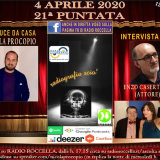Radiografia Scio' - N.21 del 04-04-2020