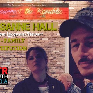 KRISANNE HALL INTERVIEW & Ground Breaking 2nd Am Federal Case with Tov Henderson
