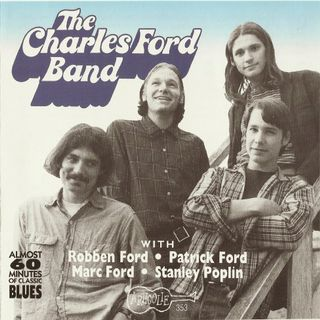 Blue and Lonesome dei The Charles Ford Band
