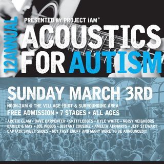 Acoustics for Autism