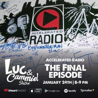 Luc & Cammie Show - Pea McGee & DJ Hustle - 1.25.19
