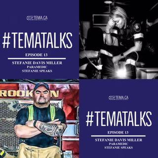 #TemaTalks Episode 13: Stefanie Davis Miller