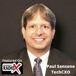Paul Sansone, TechCXO