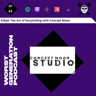 The Art of Storytelling with Concept Moon