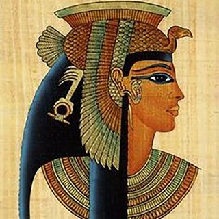 Isis - The Egyptian Holy Mother