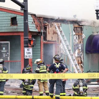 Eight Businesses Lost In Large Natick Blaze