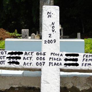 Los cementerios de Colombia necesitan atención.