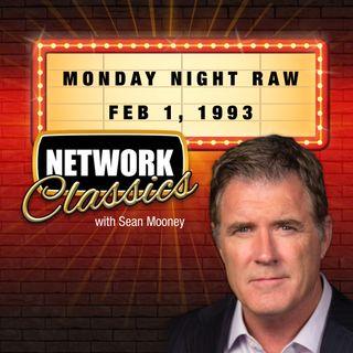 Network Classics: Monday Night Raw - Feb 1, 1993