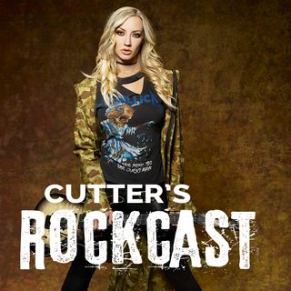 Rockcast 133 - Stories of Life, Sobriety, and Guitars with Nita Strusss