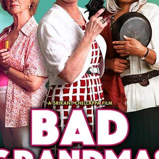 Special Report: Pam Grier on Bad Grandmas