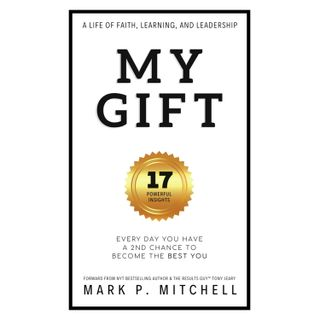 'My Gift' Book Revealed by Mark P. Mitchell
