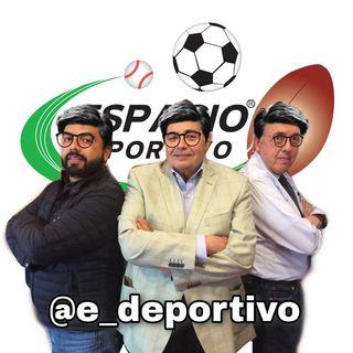 La Información Deportiva desde otra perspectiva en Espacio Deportivo de la Tarde 20 de Mayo