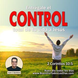 Fe en lugar de control
