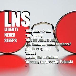 Liberty Never Sleeps 05/07/18 Show