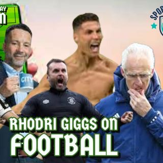 Rhodri Giggs on Football #5 | Ronaldo breaks more records | Cardiff fans turn on McCarthy | Footy Round up